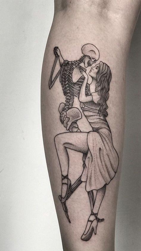 Artist: @spence.tattoos