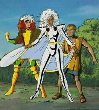Rogue Storm Magnari Men Tv X Men Rogues