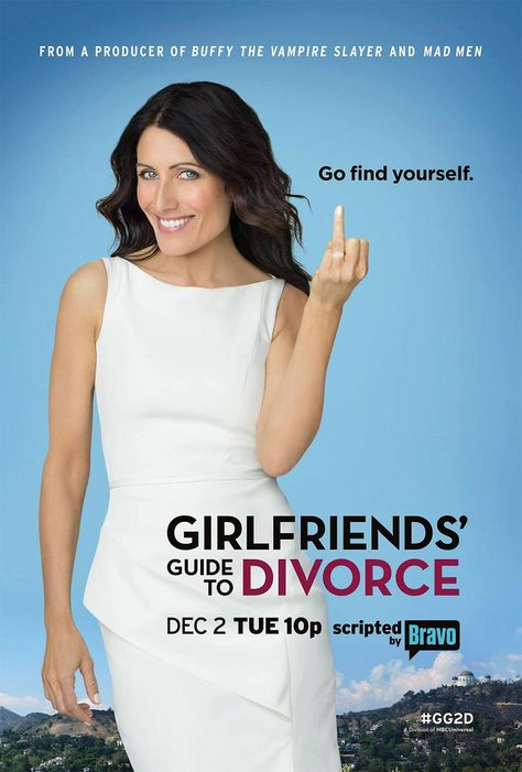 Girlfriends' Guide To Divorce - S01 complète