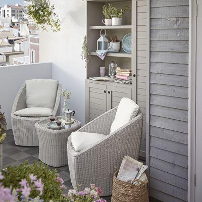 Salon De Jardin Pilares En 2020 Agrement De Jardin Salon De