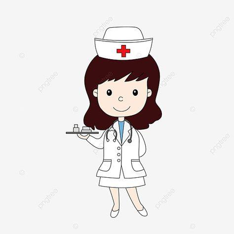 Gambar Bahan Kartun Dokter Perawat Perawat Dokter Karakter Kartun Png Dan Vektor Dengan Latar Belakang Transparan Untuk Unduh Gratis ในป 2021 พยาบาล การ ต น ร ปว นเทจ