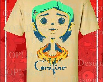 Cute Coraline Character Clipart Instant Download Png File Etsy In 2020 Coraline Characters Character Coraline