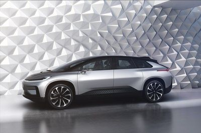 Faraday Future Cant Get The Ff91 To Market But Is Already Talking About Future Models Faraday Future Has Had What Has To Be One O Faraday Future Car Crossover Cars