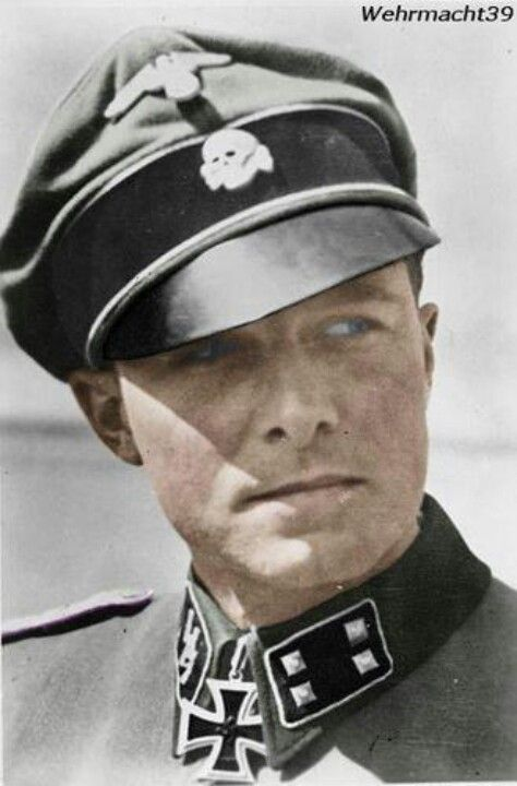 Joachim Peiper was a field officer in the Waffen-SS during WWII . he was an…