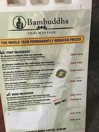 Bambuddha Foot Spa Aruba Palm Eagle Beach 2019 All You Need To Know Before You Go With Photos Tripadvisor Trip Advisor Foot Spa Massage Prices