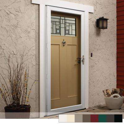 Home Depot Exterior Door Installation Aluminum Storm Doors Glass Storm Doors Storm Door