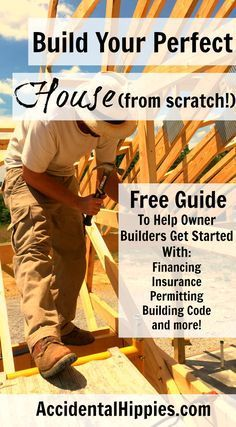Homestead Builder S Quick Start Guide Building A House Build My