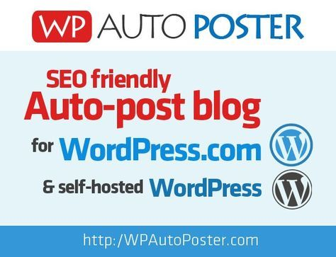 http://pic.twitter.com/k5lT7BQmKE AUTOBLOG for #WordPress.com & self-hosted WordPress http://ift.tt/2oYq54y #SEO | SEO Software | Article Spinner | 4 Tips To Help Startups Grow Your SEO Client Base | #Bangladesh