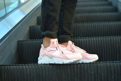 "81983389080 Nike Air Huarache ""Flamant Rose""Flamingo s spirit"