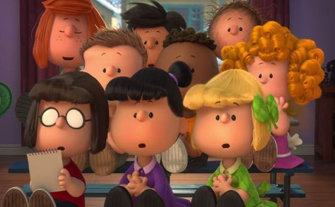 'The Peanuts Movie' Trailer: Charlie Brown And The Gang In … Teenage Wasteland?
