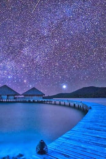 101 Most Beautiful Places to See Before You Die-- Milky Way, Song Saa Island, Cambodia Places Around The World, The Places Youll Go, Places To See, Jolie Photo, Angkor, Milky Way, Dream Vacations, Tropical Vacations, Vacation Travel