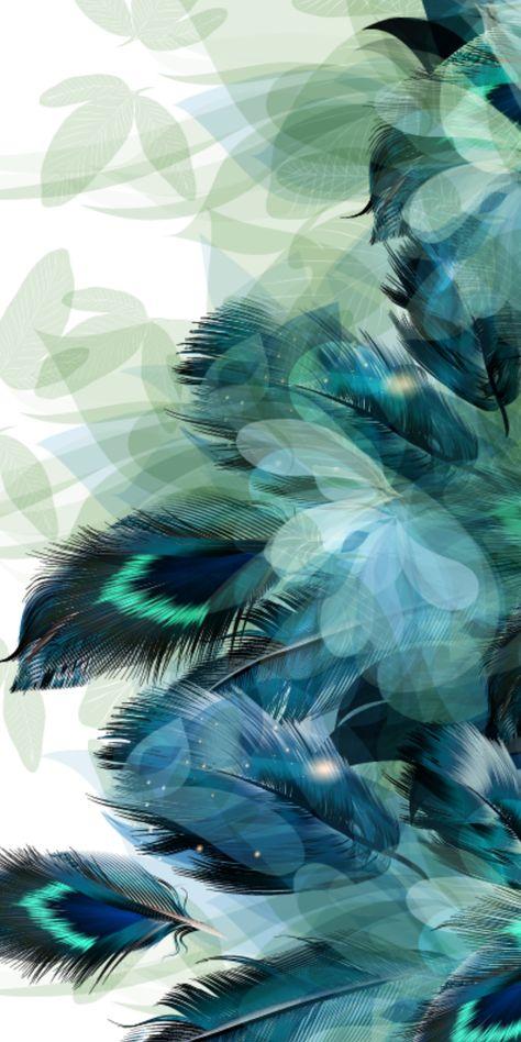 #Peacock #Feathers. #Casetify #iPhone #Art #Design #Illustration #Fantasy