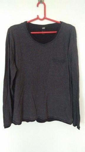Popielata Bluzka Damska Rozmiar L 7536284513 Oficjalne Archiwum Allegro Fashion Sweaters