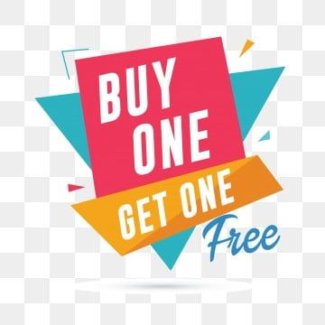 Buy 1 Get 1 Free Sale Speech Bubble Banner Discount Tag Design Template Icon Buy Get Free Png And Vector With Transparent Background For Free Download Free Banner Buy One Get