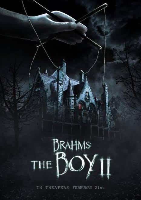 Brahms The Boy Ii 2020 Boys Posters Boys Wallpaper Urban Legends