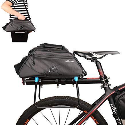 Lolypot Fahrrad Satteltasche Fahrradsitz Gepacktrager Tasche