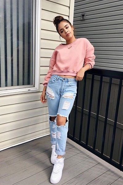 Casual fall outfit ideas baddie style