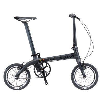 Savadeck Z0 Carbon Fiber Folding Bike 14 Inches Mini Ultra Light