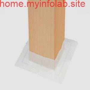 気密 柱バリアー 100枚入 105mm 角柱用 天井 床下 梁 開口口 周り 住宅