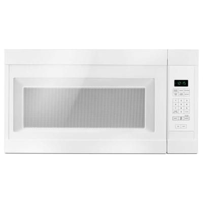 Amana 5 1 Cu Ft Gas Range In White Agr4230baw The Home Depot Range Microwave Microwave Microwave Oven