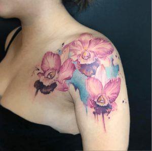 Watercolor Tattoo Artists Watercolor Tattoo Tattoos