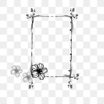 إطار نمط الخط الأسود الملمس زخرفة خطوط سوداء Png وملف Psd للتحميل مجانا Frame Border Design Frame Clipart Line Patterns