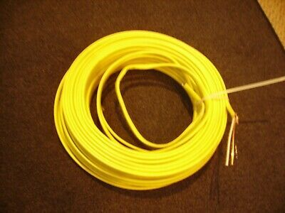 Ad Ebay New Building Wire 100 Ft 12 2 Solid Romex Copper Indoor Yellow Nm B In 2020 House Wiring Copper Wire