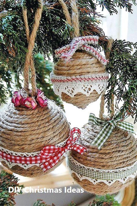 Diy Christmas 2019 On Pinterest Christmasideas Homemade Christmas Tree Diy Christmas Ornaments Christmas Crafts