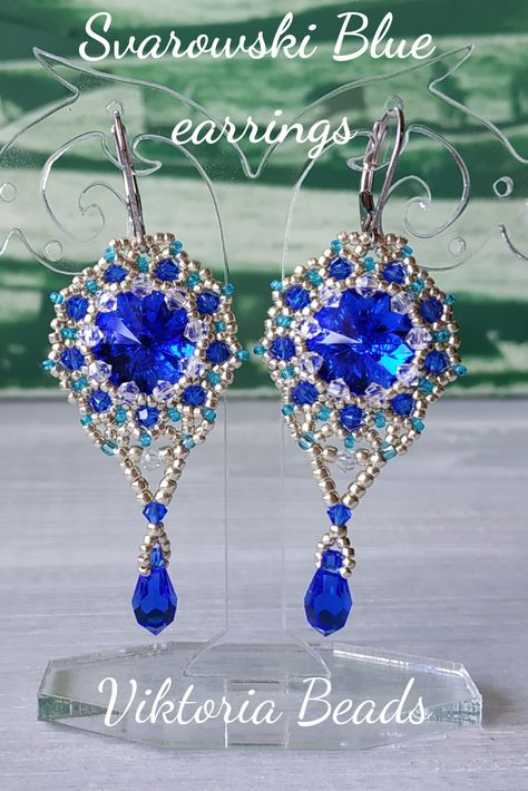 grande vente de liquidation mode de luxe 100% authentique List of Pinterest tong earrings silver swarovski crystals ...