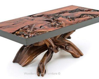 Superb Rustic Log Sofa Table Home Decor In 2019 Rustic Coffee Alphanode Cool Chair Designs And Ideas Alphanodeonline