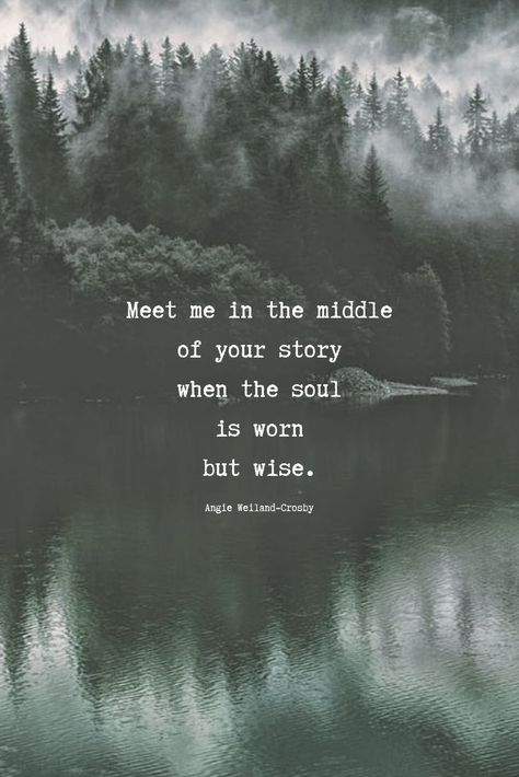 meet me in the middle of your story #love #relationshipquotes