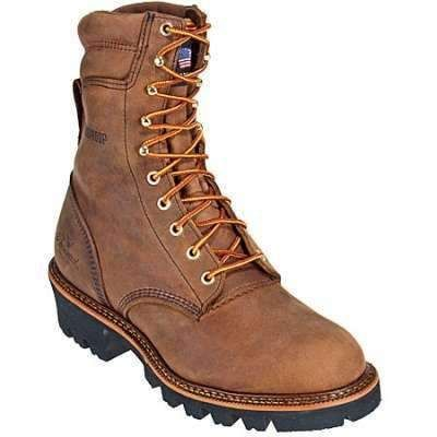 Waterproof/Insulated Logger Boot