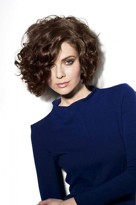 Chic And Stylish Curly Bob Haircuts Styles 2d Bob Hairstyles Bob Haircut Curly Bob Hairstyles 2018