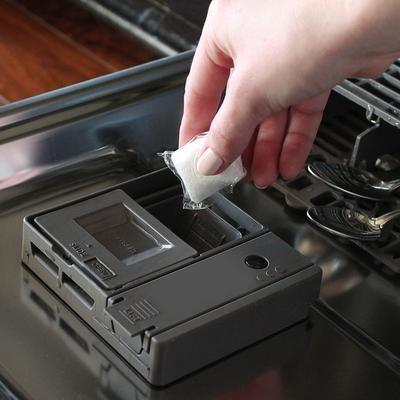 Dropps Dishwasher Detergent Pods Lemon Scent Dishwasher