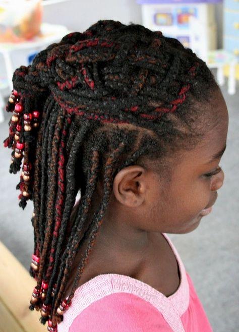 Pin di Kids Hairstyles