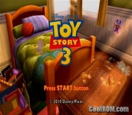 Toy Story 3 ROM (ISO) Download for Sony Playstation 2 / PS2 - CoolROM.com    Toy story 3, Toy story, Toys