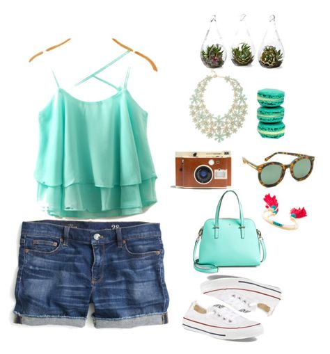 #aqua style ootd #ootd idea #ideas outfit of the day #summer #spring