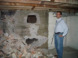 Add on by excavating basement: Digging out. : 'Renovation Solutions' Articles : Renovation Design Group