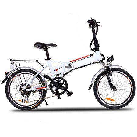 Sports Outdoors Folding Electric Mountain Bike Electric