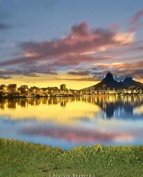 Lagoa Rio De Janeiro Brazil Http Instagram Com Aluisiobezerra
