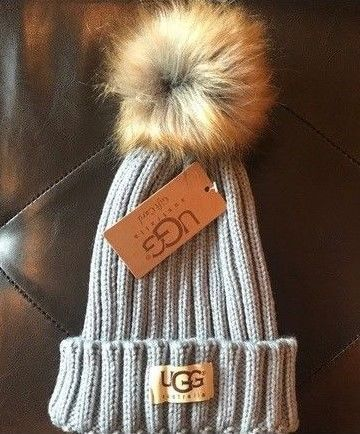 Ugg Australia Winter Beanie Hat Free Ship Fashion Clothing