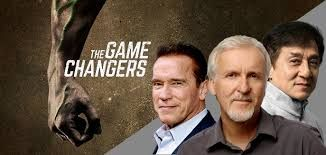 James Cameron The Game Changers Google Search James Cameron Game Changer Vegan Animals