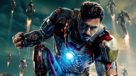 Robert Downey Jr: No Plans for 'Iron Man 4'