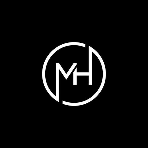 Letter M And H Logo Design For Business