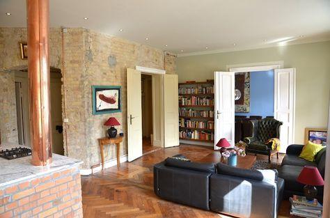 Berlin apartment loft altbau Berlin properties Pinterest - garten lounge uberdacht
