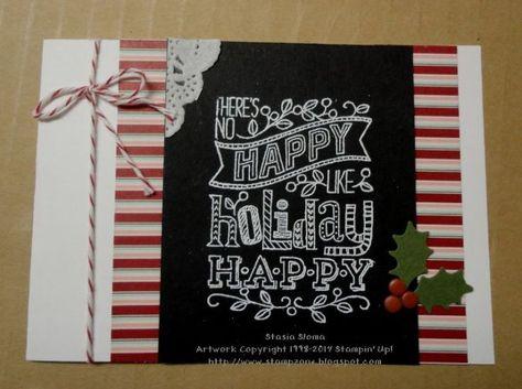 Fun holiday card