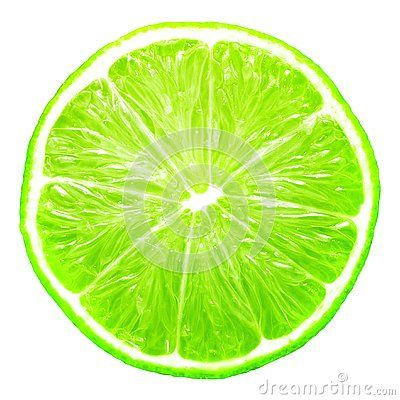 Lime Slice Isolated On White And Png File With Transparent Background Lime Transparent Background Slice