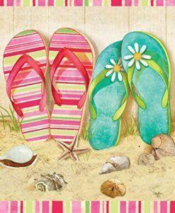 100 Flip Flop Decorations For A Beach Home Decorating Flip