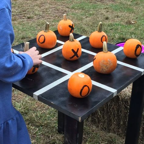 pumpkin tic tac toe halloween game games for kids Fun Halloween Party Games for Kids and Adults You Can Make Yourself Halloween Games For Kids, Kids Party Games, Halloween Party Decor, Halloween 2020, Halloween Treats, Fall Halloween, Halloween Birthday, Halloween Carnival Games, Carnival Ideas