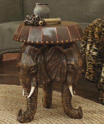 Elephant Table From Midnight Velvet Www Midnightvelvet